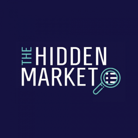 Photo of the hidden market logo